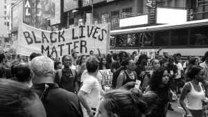 Black Lives Matter protest